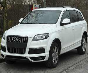 Replacement Engines for Audi Q7