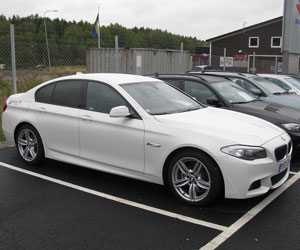 Replacement Engines for BMW 5 Series 520D