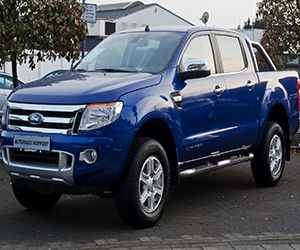 Replacement Engines for Ford Ranger
