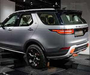 Replacement Engines for Land Rover Discovery V
