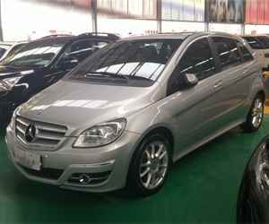 Replacement Engines for Mercedes-benz B-Class