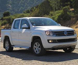 Replacement Engines for VW Amarok