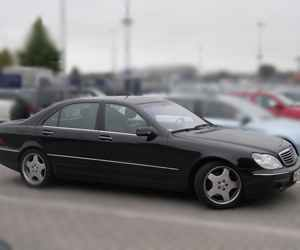 Replacement Engines for Mercedes-benz S-Class