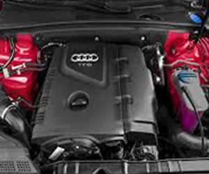 Second hand Audi A5 Engine