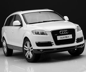 Second hand Audi Q7 Engine