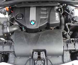 Second hand BMW 1 Series Engine
