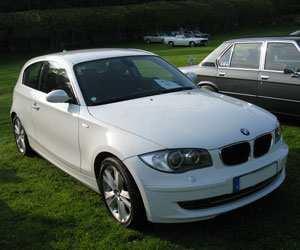 Second hand BMW 118D  Engine