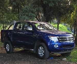 Second hand Ford Ranger Engine