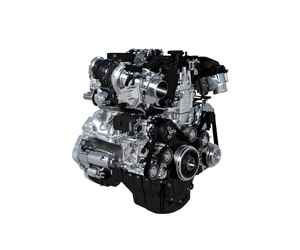 Second hand Jaguar XE Engine