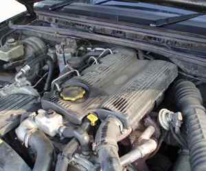 Second hand Land Rover Discovery Engine