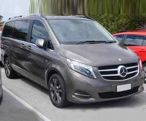 Second hand Mercedes-benz V-Class Engine