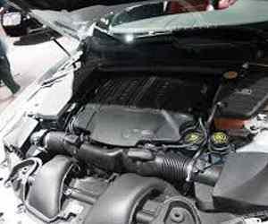 Second hand Jaguar XF Engine