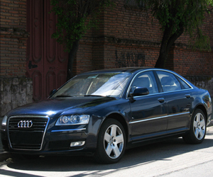 Used Audi A8 Engine