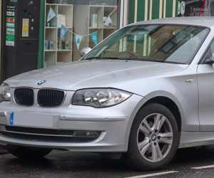 Used BMW 118D  Engine