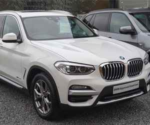 Used BMW X3 Engine