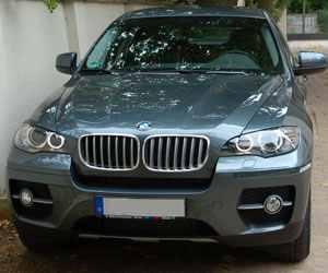 Used BMW X6 Engine