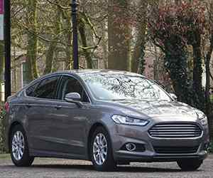 Used Ford Mondeo Engine