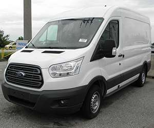 Used Ford Transit Engine