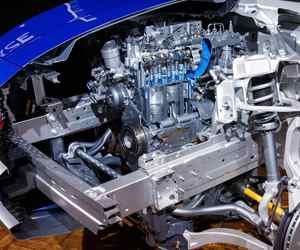 Used Jaguar F-PACE Engine