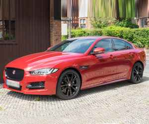 Used Jaguar XE Engine