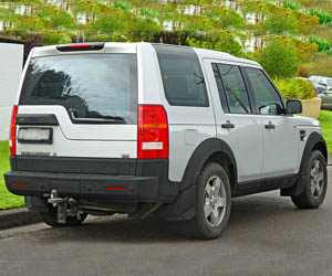 Used LAND ROVER DISCOVERY 3 Engine