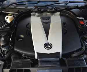Used Mercedes-benz E-Class Engine
