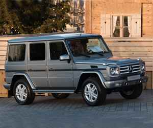 Used Mercedes-benz G-Class Engine
