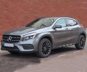 Used Mercedes-benz GLA-Class Engine