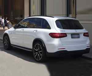 Used Mercedes-benz GLC-Class Engine