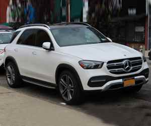 Used Mercedes-benz GLE Engine