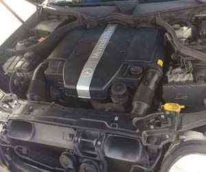 Used Mercedes-benz M-Class Engine
