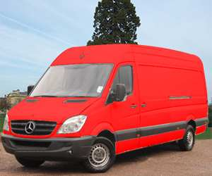 Used Mercedes-benz Sprinter 3,5-T Van Engines for Sale
