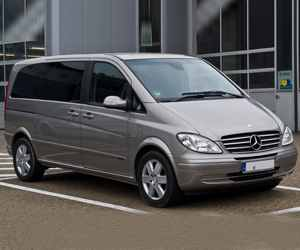 Used Mercedes-benz Viano Engine