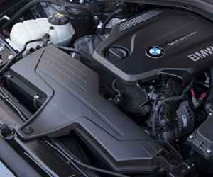Used BMW 120D Engine