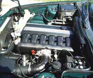 Used BMW 5 Series Engine