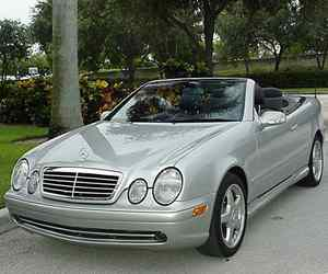 Used Mercedes-benz CLK Engine