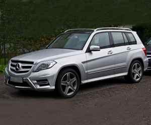 Used Mercedes-benz GLK-Class Engine