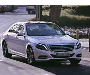 Used Mercedes-benz S-Class Engine