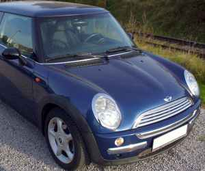Used Mini cooper Engine