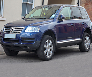 Volkswagen Touareg Engines for Sale