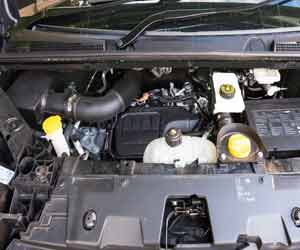 Engine for Renault Trafic