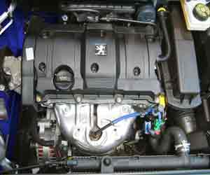 Reconditioned Peugeot 307 Engine