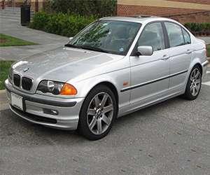 Second hand BMW Engine