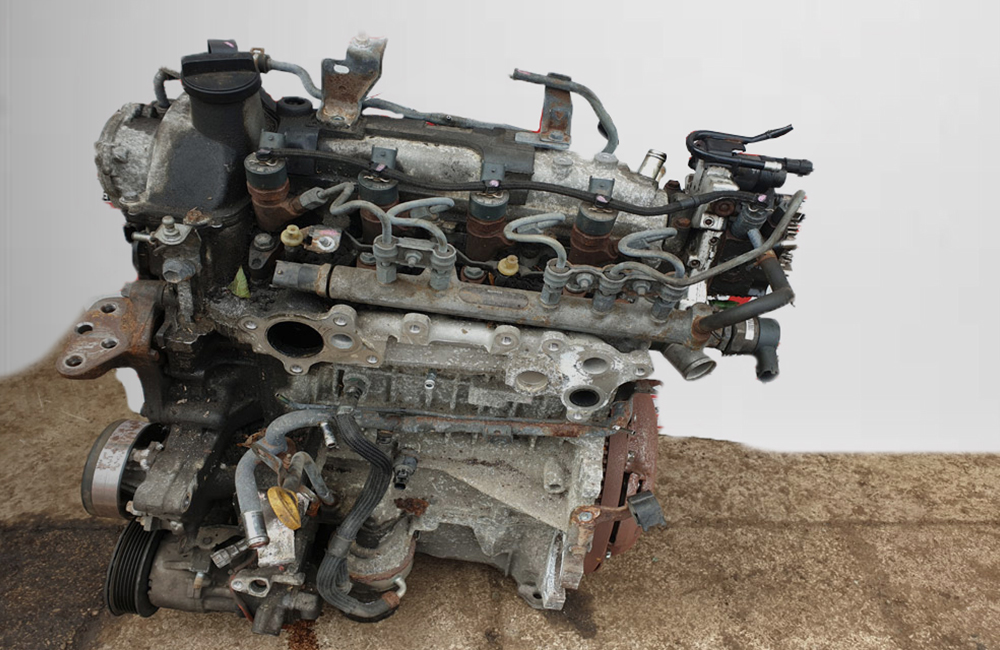 TOYOTA 1ND-TV engine for sale