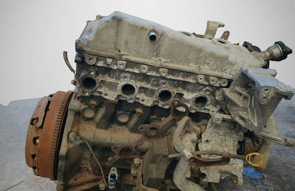 Toyota 2KD-FTV engine for sale