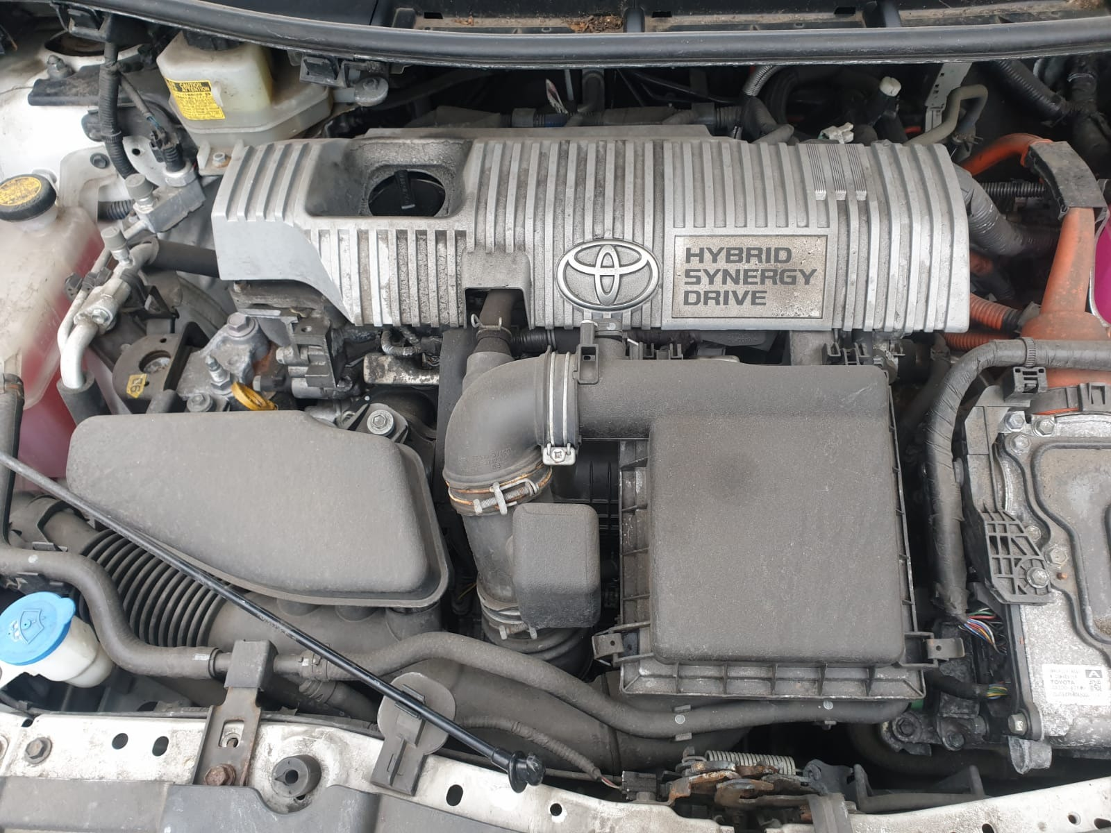 TOYOTA 2ZR-FXE engine for sale