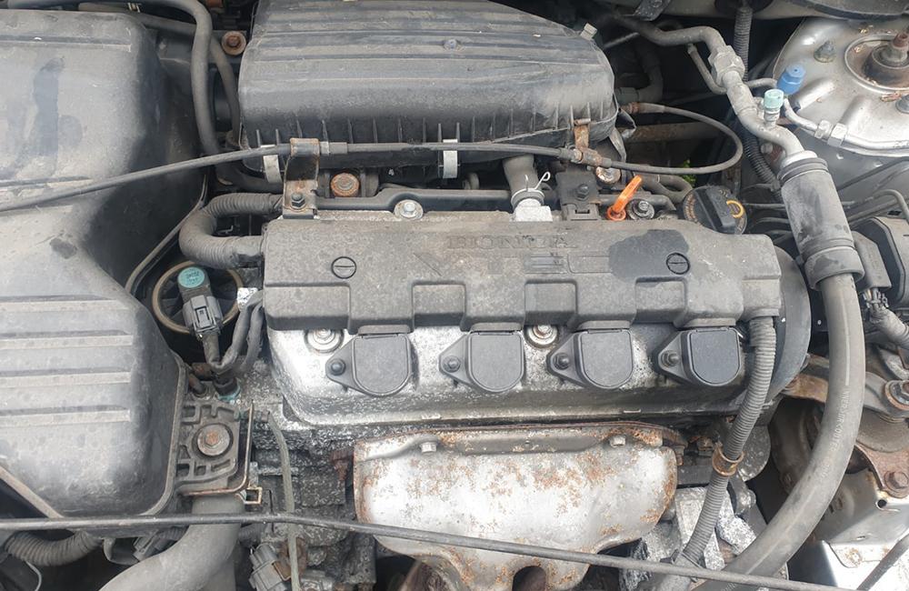 Honda D16V1 engine for sale