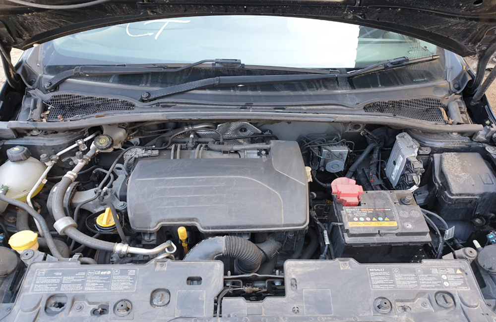 RENAULT D4F 728 engine for sale