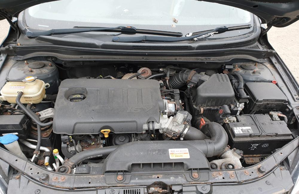KIA D4FB engine for sale