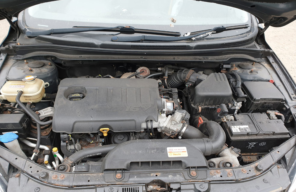 Kia D4FB engine for sale
